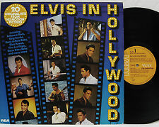 Elvis         In Hollywood        RCA        no Barcode        NM # M