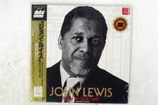 JOHN LEWIS BACH IN OUR TIME MIRAJANA LOBSTER KIKAKU LVD-547 Japan OBI SEALED LD