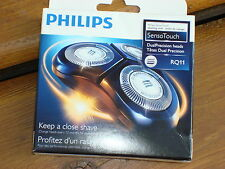 NEW PHILIPS NORELCO RQ11 SENSOTOUCH 2D 1180 1160 1150 Shaver/Razor HEADS