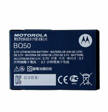 OEM Motorola BQ50 910 mAh Replacement Battery for Select Motorola Phones