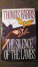 The Silence of the Lambs by Thomas Harris 1988 Like New HC in VG-/Good++ DJ BCE