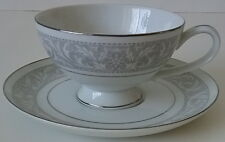 Imperial China W. Dalton 5671 Whitney Pattern CUP & SAUCER Factory New Condition