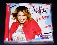 Disney Violetta En Gira Le Original Soundtrack pour la série TV CD