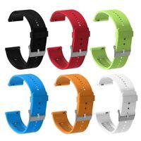1X(Bracelet de Montre en Silicone de 20 Mm pour Bracelet Polar Ignite Smart F3P7