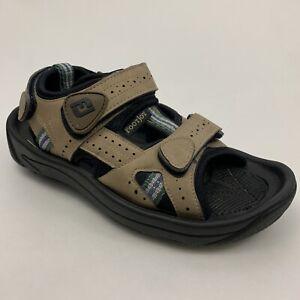 Footjoy Men's Sandals Golf Spikes Adjustable Straps Cleats Shoes 48786 Size 5 M
