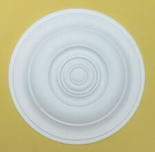 Ceiling Rose Size 40CM - Ceiling Rose Polystyrene Easy Fit - ' ELEGANCE'