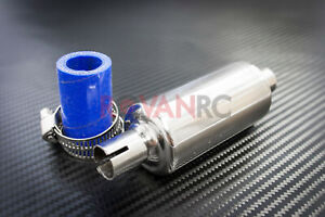 Rovan Silencer Muffler Quiet Pipe Kit For 1/5 RC HPI Baja 5B 5T 5SC Losi 5ive T