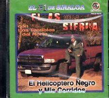 El As De La Sierra El Helicoptero Negro y Mis Corridos CD New Sealed