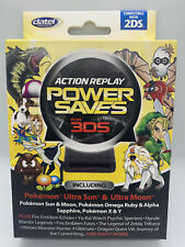 Action Replay Power saves 3DS/2DS NEW Datel