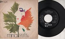 MINA disco 45 giri MADE in ITALY Lamento d'amore + Rudy 1971