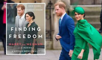 Finding Freedom Harry and Meghan & the Making of a Modern Royal Family. HARDBACK