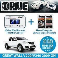 IDRIVE THROTTLE CONTROL - GREAT WALL V200/V240 2009 ON + NANO ENERGIZER AIO