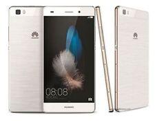 Huawei P8 Lite - Unlocked 5'' LTE 13MP 2/16GB UK Model Dual sim ''Sealed+White''