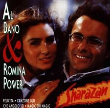 Al BANO & ROMINA POWER Sharazan (compilation, 15 tracks, BMG/AE)
