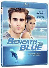 Beneath The Blue (Blu-ray) Paul Wesley, Caitlin Wachs NEW