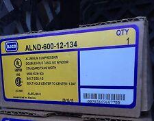 Ilsco ALND-600-12-134 600 MCM Aluminum Compression Lug