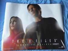 The X-Files 2 large posters
