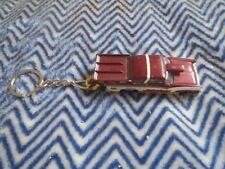 1957 Ford Fairlane Jukebox Nhra Drag Car Diecast Keychain Unrestored Maroon