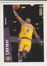 1996-97 Upper Deck Collector's Choice #LA2 Kobe Bryant LA Lakers Rookie RC