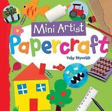 Papercraft (Mini Artist)-ExLibrary
