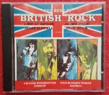 Best of British Rock  Free shipping!!  See Photo Great Price!!!