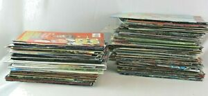 Huge New and Vintage Lot of Comic Books 175 Total Unsorted
