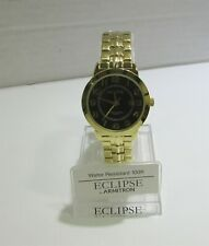Two Tone Ladies Armitron Watch Gold/Silver Analog Water Resistant W/Tags