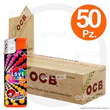cartine OCB Corte ORGANIC canapa biologica 50pz