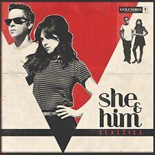 SHE & HIM-CLASSICS (UK IMPORT) CD NEW