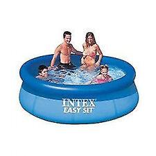 Intex 128110 Easy Set Pool 244 X 76 Cm