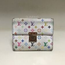 Sale Authentic Louis Vuitton LV Multicolor Wallet