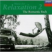 Music for Relaxation, Vol.2 - The Romantic Bach, Various, Very Good