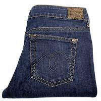 Mavi Blue Jeans Size W29 Amelie Cotton Stretch