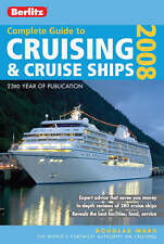 Berlitz Complete Guide to Cruising & Cruise Ships-ExLibrary