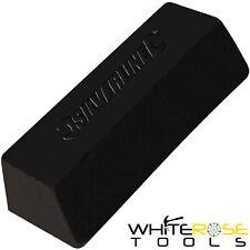 Silverline Black Polishing Compound 500g Buffing Copper Brass Metal Steel