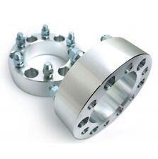 2 Pcs Wheel Spacers 6X5.5 To 6X139. 7| 108 CB | 12X1.5 | 75MM For GMC Lexus Kia