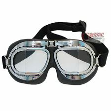 Classic Motorcycle Goggles, BSA Triumph Norton