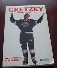 Wayne Gretzky Gretzky French Edition  1991