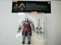 "Batman vs Teenage Mutant Ninja Turtles Shredder 6"" Figure Gamestop excl loose"