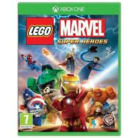 Lego Marvel Super Heroes XBox One 7 Plus Kids Game NEW & SEALED UK PAL
