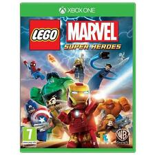 Marvel Super Heroes XBox One 7 Plus Kids Game NEW & SEALED UK PAL