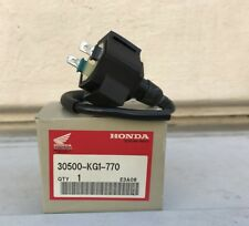 Bobina completa - Ignition Coil - Honda XL200R NOS: 30500-KG1-770