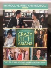 """Crazy Rich Asians"" (For Your Consideration DVD Screener) with Pictures"