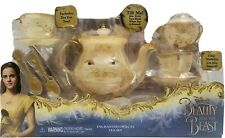 Disney Beauty and the Beast Enchanted Objects Live Action Tea Set Mrs Potts