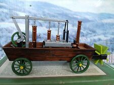 1/43 Brumm (Italy)  Old Fire Anfibio di Evans 1804 X8