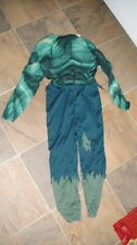 NEW THE INCREDIBLE HULK COSTUME 4-5-6 MUSCLE CHEST