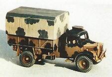 1/76th la segunda guerra mundial británico Austin K2/contra la FA GS camión Wee amigos WV76008 sin pintar KIT