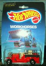 1986 Hot Wheels WORKHORSES Old Number 5 #1695 (Unopened)