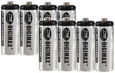 8 Rechargeable 2/3 AAA IDECT Phone BATTERIES by DIGIMAX