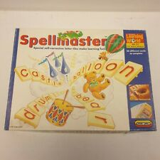 Spellmaster Childrens Spelling Game By Spears Games